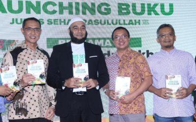 Syaamil Book Luncurkan Buku Jurus Sehat Rasulullah Karya dr. Zaidul Akbar