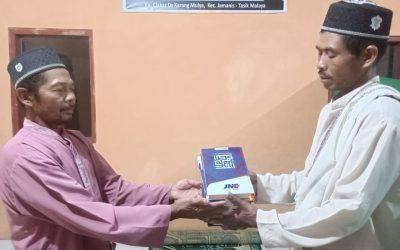 Cetak Al Qur'an untuk CSR, JNE Express Bandung Percayakan Syaamil Quran