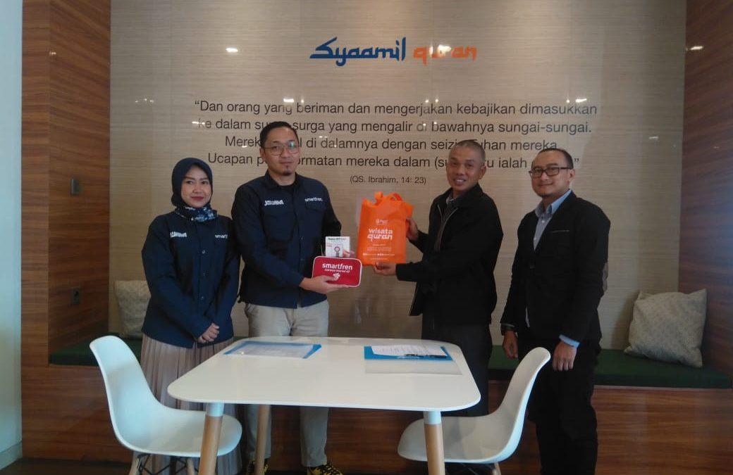 Gandeng Syaamil Quran, Smartfren Luncurkan Program Diskon untuk Pelanggannya