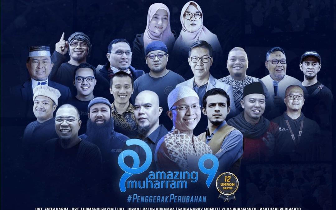 Menjaga Semangat Hijrah Melalui Event Amazing Muharram