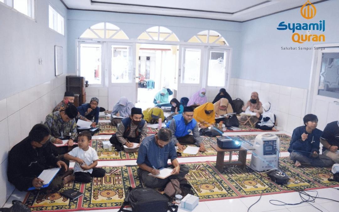 20 Guru Diniyah Takmiliyah Awwaliyah Ikuti Training For Teacher Menulis Quran