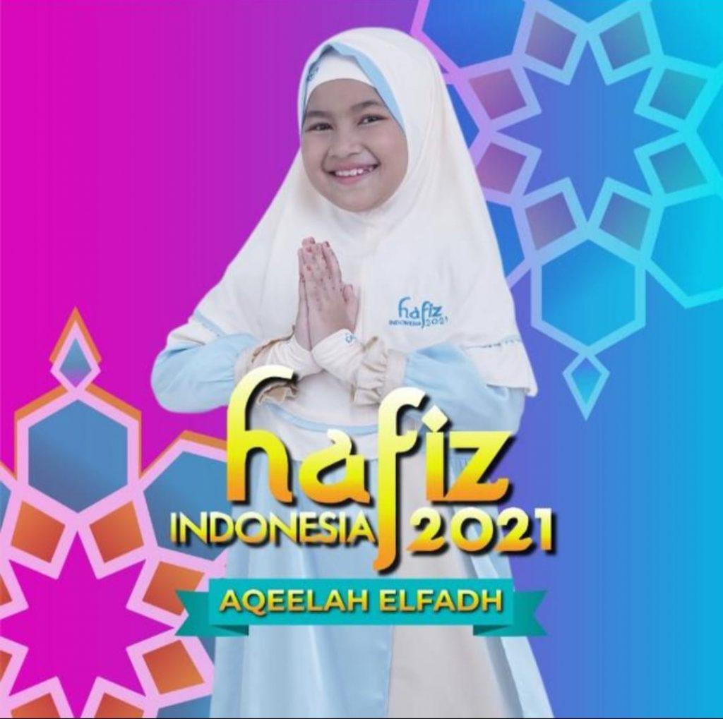 Juara Hafiz Indonesia 2021 Aqeelah, Berkesempatan Berkunjung Ke Kantor Syaamil Quran